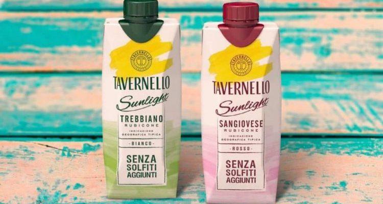 Tavernello fa il vino senza solfiti: e allora?