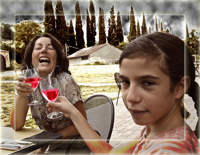 Vino Novello in Toscana