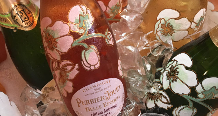 Barche, Champagne e Porto Cervo. Perrier Jouët e la Belle Epoque 2008, edizione Automne inclusa