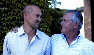 Giancarlo e Lorenzo Palla