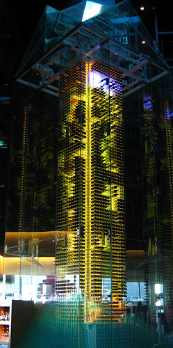 Wine tower 2