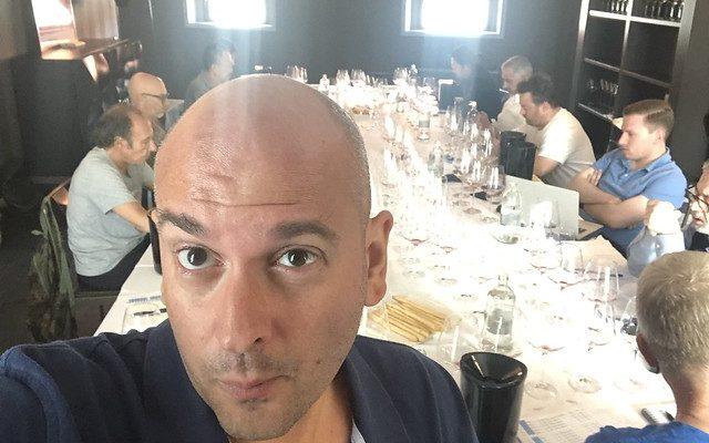 Diario di un giudice del Best Italian Wine Awards