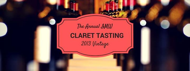 The Annual Claret Tasting: panoramica molto ampia sui Bordeaux del 2013. Tutto in centesimi