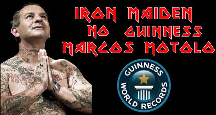 Perché un prete brasiliano con 160 tatuaggi degli Iron Maiden dovrebbe bere il Mamuthone di Sedilesu