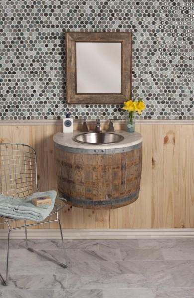 Tutti gli oggetti che si possono ricavare dal legno delle barrique intravino - Oggetti per il bagno ...