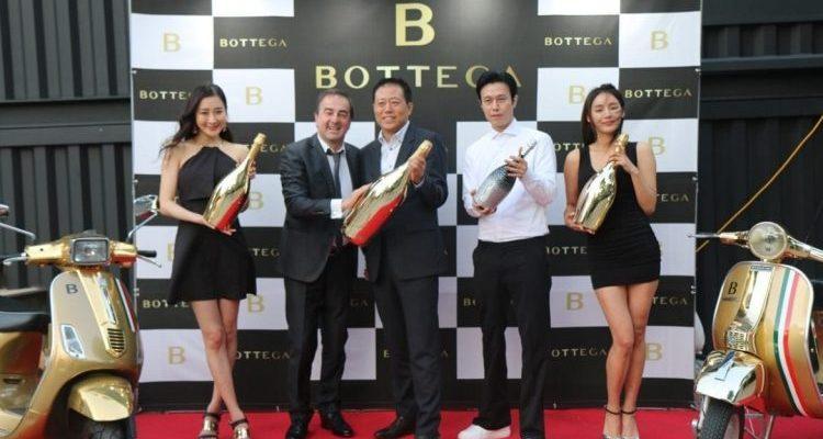 Spumanti Bottega: come perdere due importatori cinesi in un colpo solo