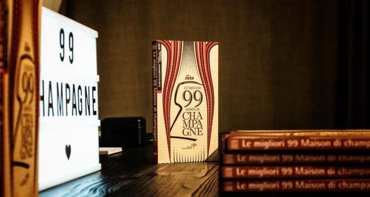 Ho chiesto a Fabrizio Pagliardi di segnalarmi 10 etichette pescate da Le migliori 99 Maison di Champagne Ed.18/19