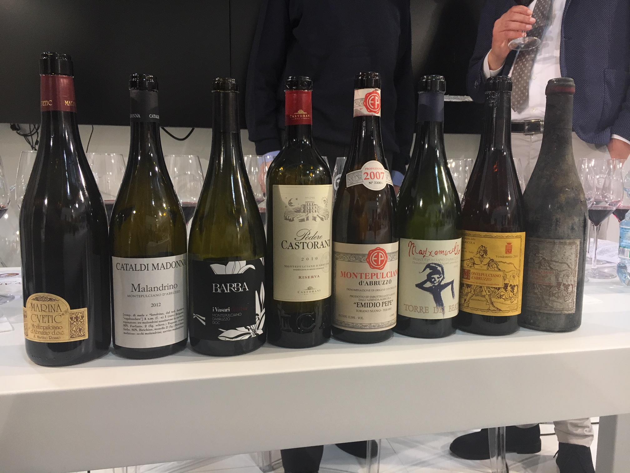 Abruzzo vini