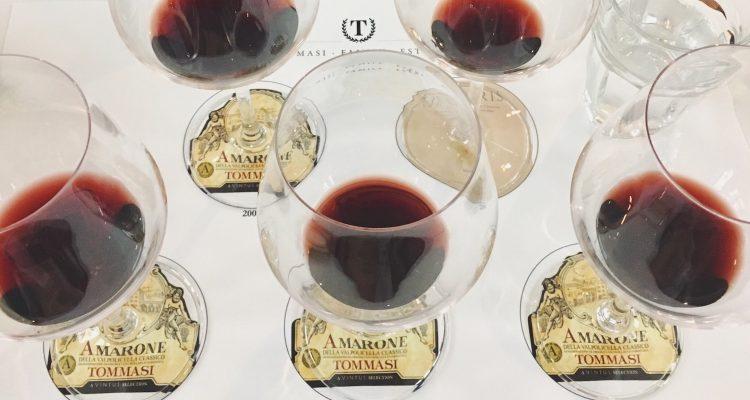 Un breve focus su Tommasi per capire meglio l'Amarone (De Buris 2008 compreso)