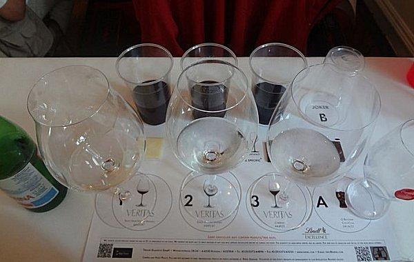 La Forma Del Bicchiere Modifica Il Gusto Del Vino Riedel Conosce La