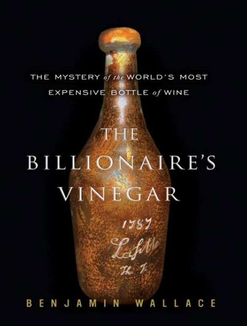 Billionaire's Vinegar