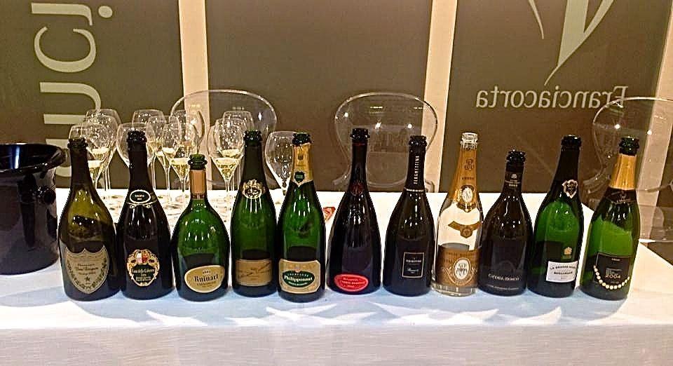 Judgment of Verona. Annamaria Clementi 2004 batte Dom Perignon, Cristal e Grande Année Bollinger