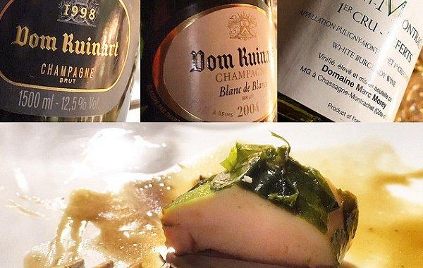 Ruinart e la luce dello chardonnay: vecchio, nuovo o nuovissimo mondo