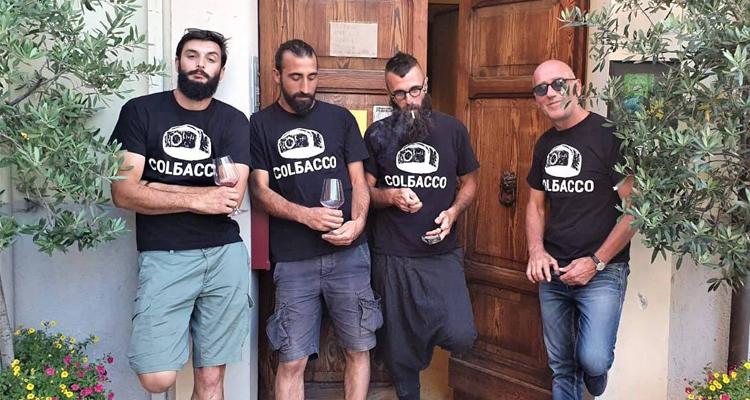 A proposito di vini collaborativi: Colbacco, in Umbria