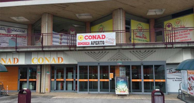 Il Conad a Magliano di Tenna come prototipo di GDO del futuro. Un sogno