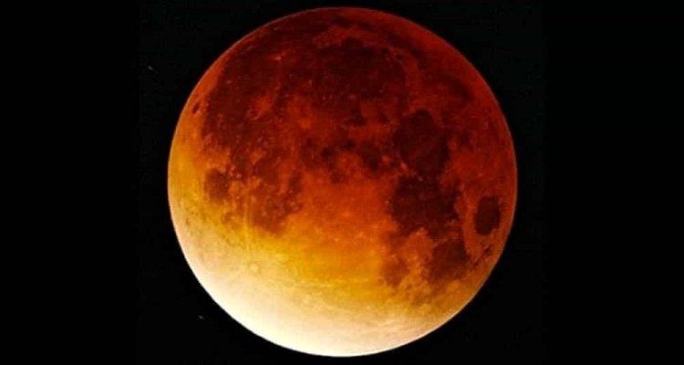 Eclissi di Luna (che è congiunzione tra la vite, la vendemmia e il vino)