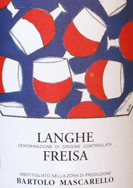 Freisa Mascarello