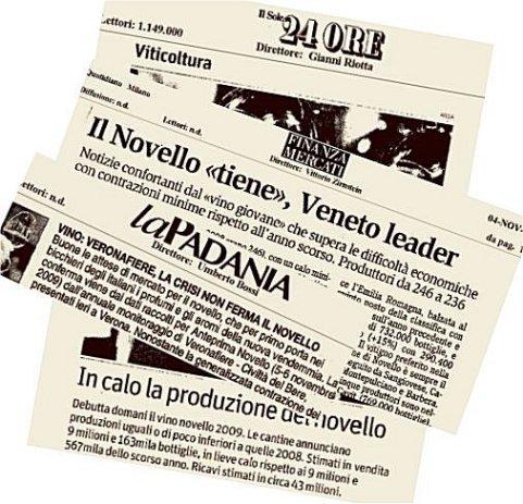 Giornali e Novello