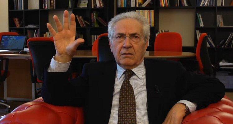 Giuliano Noè, i migranti, le prime barrique con Giacomo Bologna e l'uomo dietro l'enologo (video)
