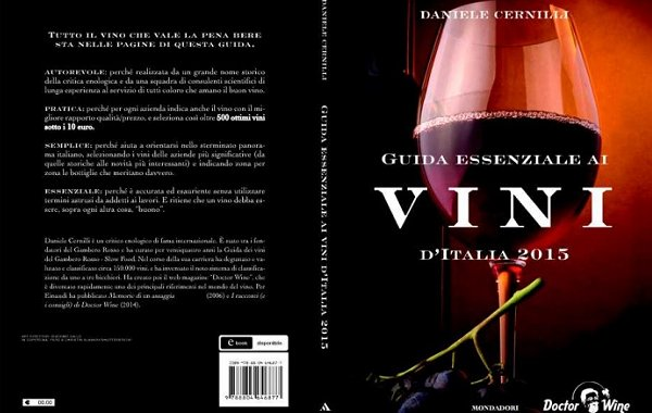 Memorie di un guidarolo. Io e la Guida essenziale ai vini d'Italia di Daniele Cernilli
