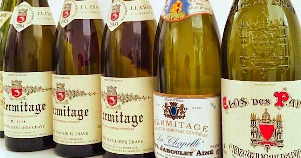 """Una """"Rodanata"""" semplicemente epocale (cioè 14 vini uno meglio..."""