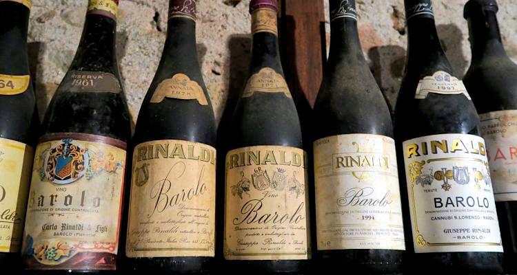 Metti un pomeriggio in visita da Rinaldi tra prossime annate e una novità assoluta