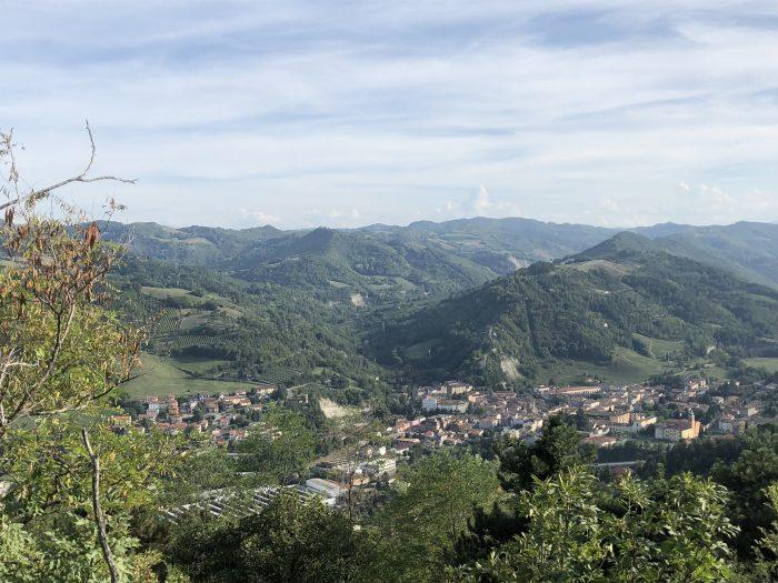 panorama modigliana e le tre valli