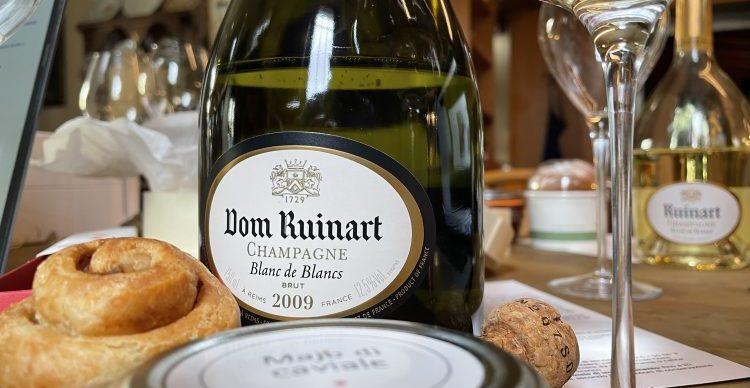 Dom Ruinart 2009: la grande rivincita dello chardonnay