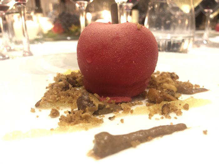 mela dolce piccoloprincipe viareggio