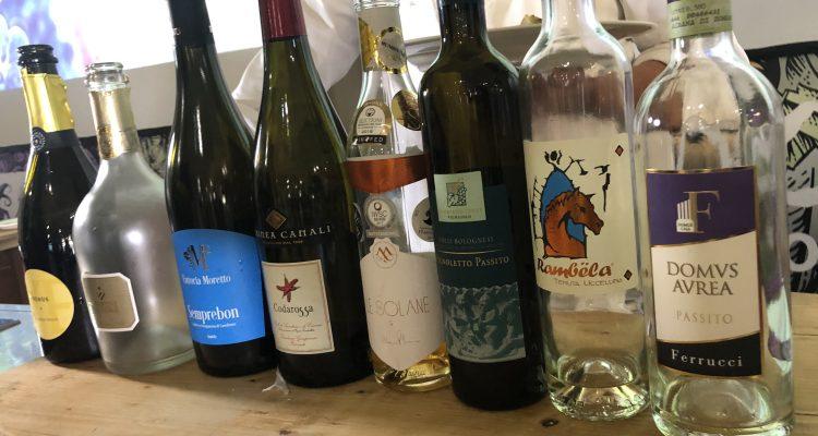 I vini dolci dell'Emilia Romagna: un viaggio lungo 8 vini