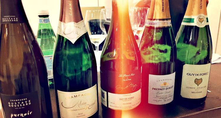 Champagne a confronto a EinProsit Grado 2018 – Parte 2, Blanc de Noirs