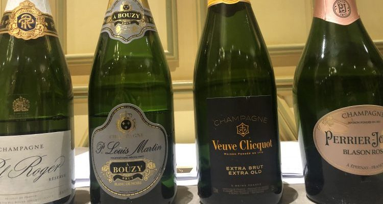 Academie de Champagne 2019. Le scelte dello chef de cave: i vin de réserve