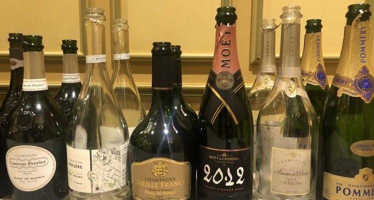 Academie de Champagne 2019. Le scelte dello chef de cave: il dosaggio
