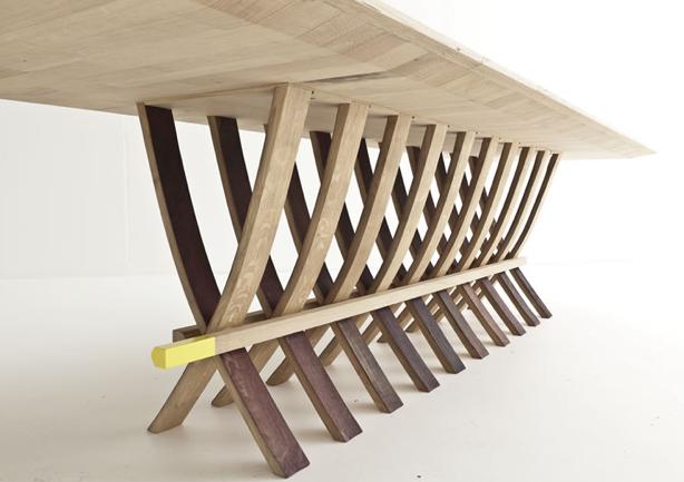 Salone del Mobile | San Patrignano trasforma le barrique in oggetti ...