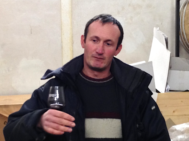 Vincent Paris fa grandi vini a Cornas. Lo dice anche Wine Advocate