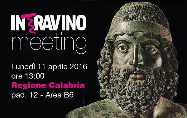 Intravino Meeting al Vinitaly 2016. Lunedì 11 aprile alle 13 tutti in Calabria (pad. 12, area B6)