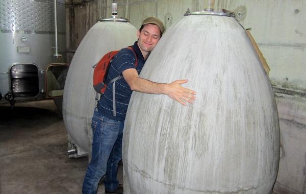 James Scarcebrook, un viaggio intorno al mondo e qualche idea sul vino italiano