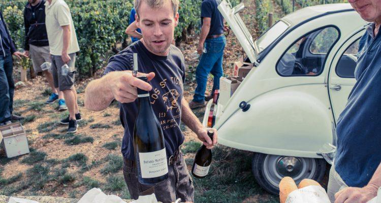 Quant'è difficile essere un enfant prodige in Borgogna: Benjamin Leroux