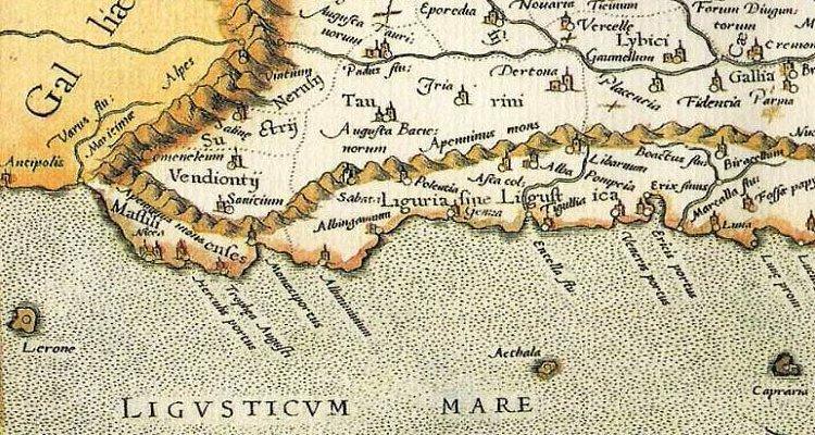 Levante, Ponente e area del Genovesato nella storia del vino ligure. Parte 1, a Levante