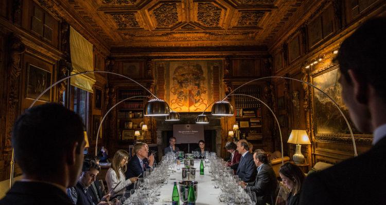 La nuova Tenuta come occasione per una panoramica su alcune annate del Luce di Frescobaldi