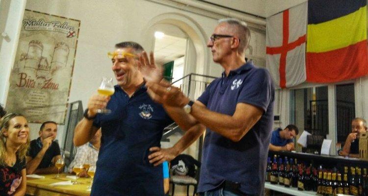 Verticale in 10 anni di una birra: la Extra Brune di Maltus Faber