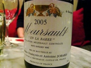 Meursault En La Barre 2005-1