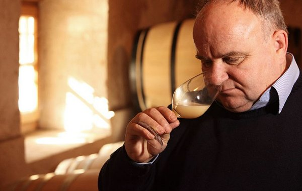 Concorso nazionale del Pinot nero. Peter Dipoli ha parecchie cose da dire