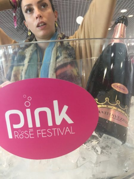 Pink Rose Festival X
