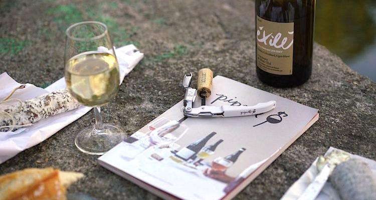 Com'è Pipette, nuovo magazine indipendente sui vini naturali