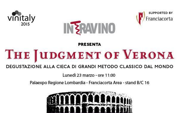 The Judgment of Verona. Tutto quello che c'è da sapere sul grande evento Intravino del Vinitaly 2015