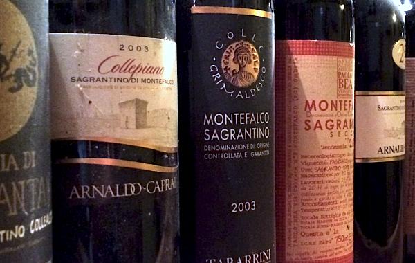 Dieci anni dopo | Il Sagrantino di Montefalco 2003