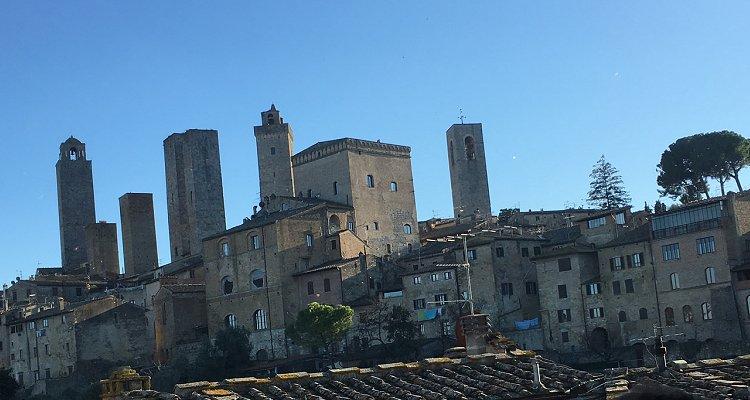 Anteprime Toscane 2017. L'annata 2016 per la Vernaccia di San Gimignano promette meraviglie