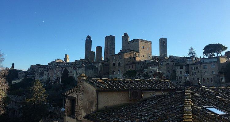 Il cordone ombelicale dei vini bianchi italiani e la Vernaccia di San Gimignano