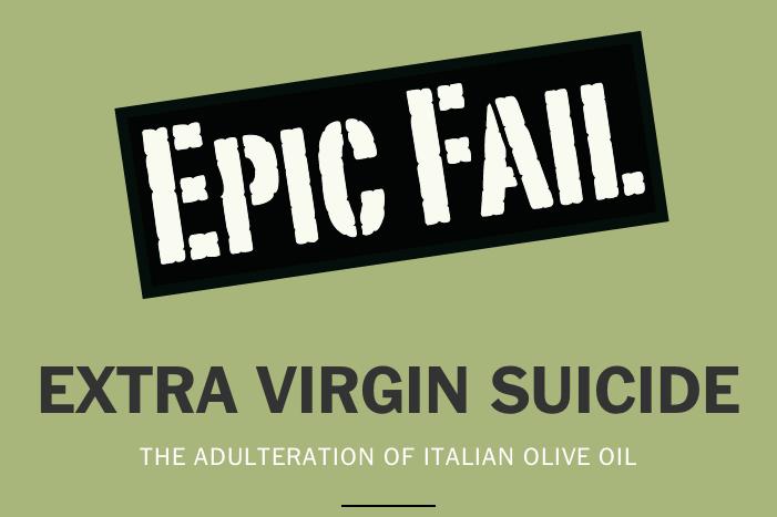 L'avevamo detto, ecco la prova. Sull'olio italiano il New York Times ha fatto un errore clamoroso